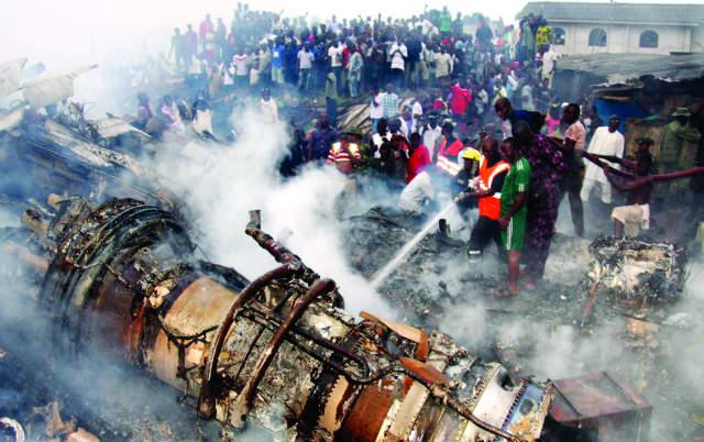 Dana Air crash - KeystoneUSA-ZUMA/REX/Shutterstock
