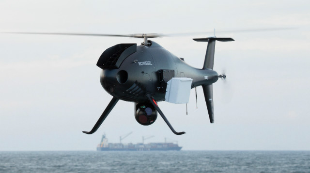 S-100 Camcopter PicoSAR - Schiebel