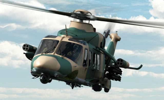Armed AW139M - Leonardo