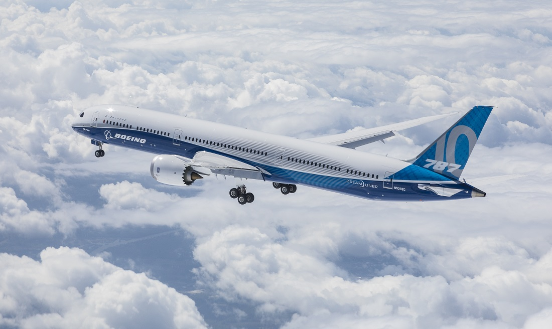 B787-10 first flight 1 Boeing