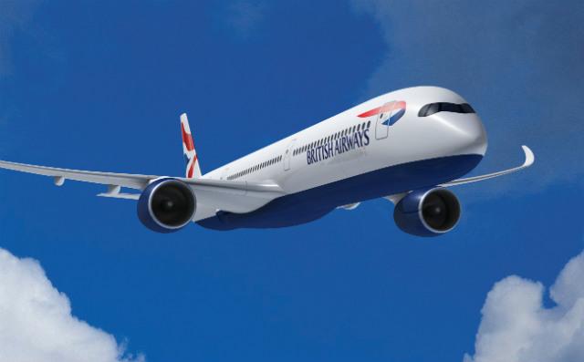 BA A350 - Airbus
