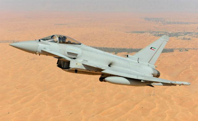 Eurofighter Typhoon Kuwait - Eurofighter