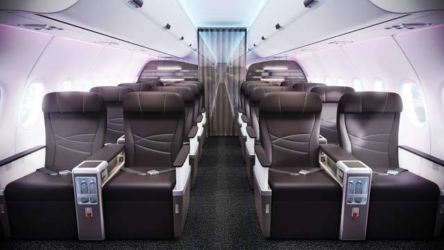 Hawaiian Airlines news seats AIX