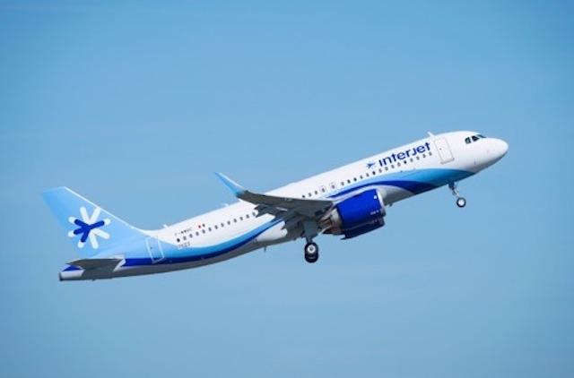 Interjet A320neo