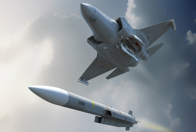 Meteor F-35B - MBDA