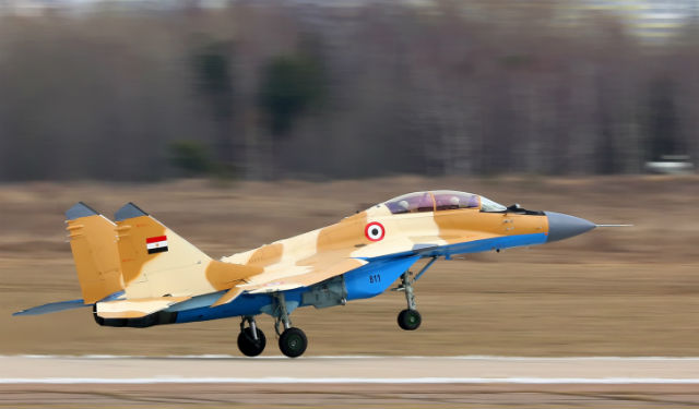 MiG-35 Egypt - AirTeamImages