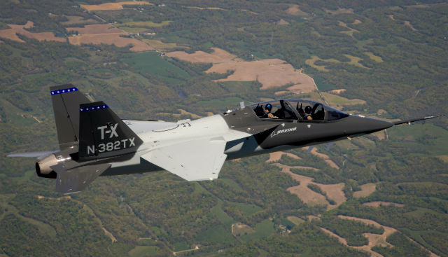 Second T-X - Boeing