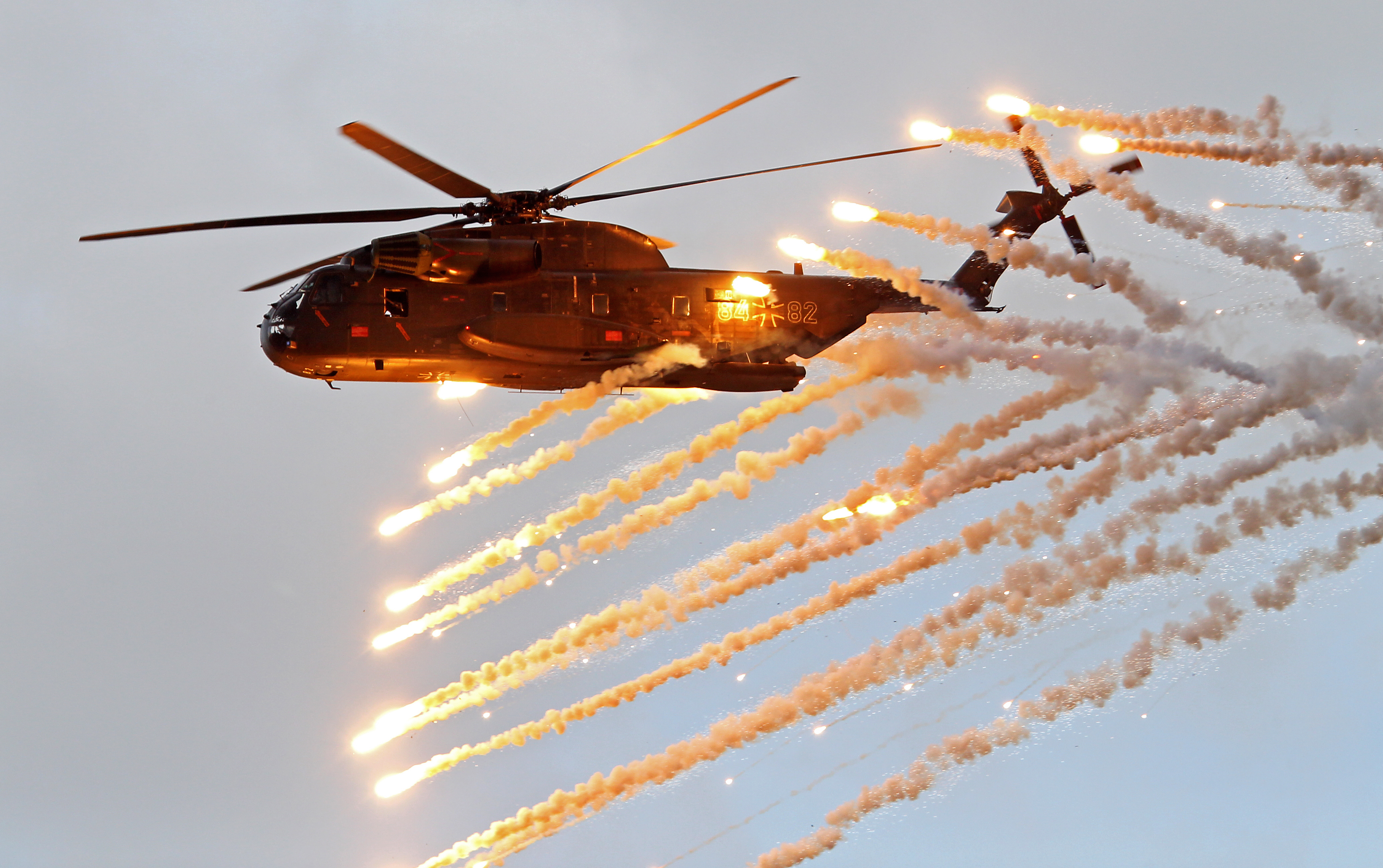 CH-53 Germany