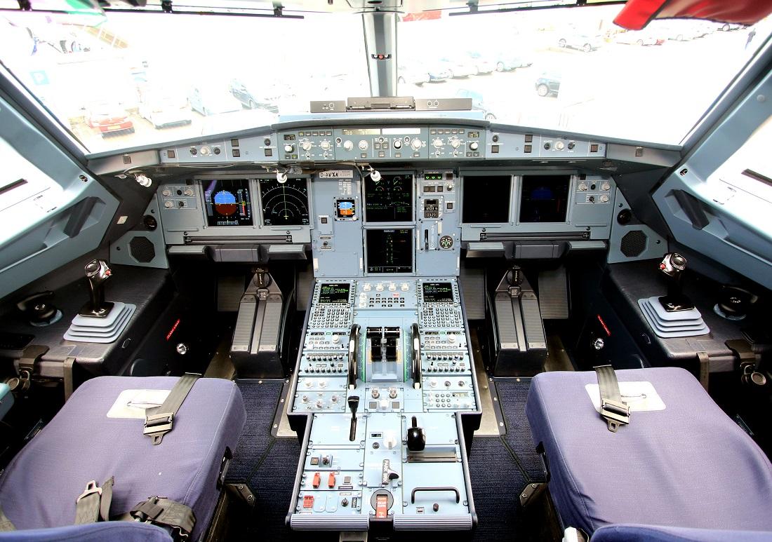 Cockpit web