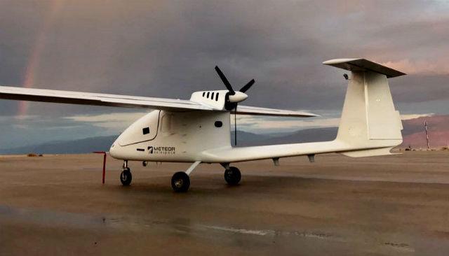 Impact 700 - Meteor Aerospace