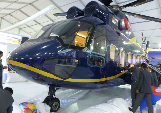 Indian multi-role helicopter