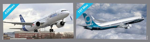 A320neo/737Max