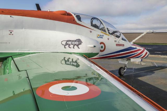 Advanced Hawk in India - BAE Systems