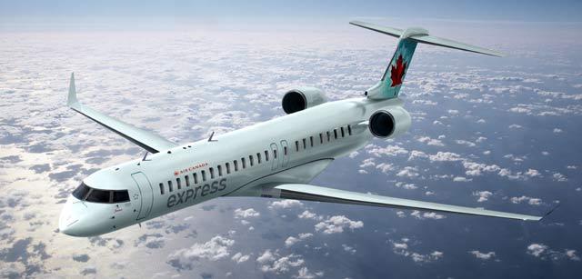 Air Canada Express CRJ900