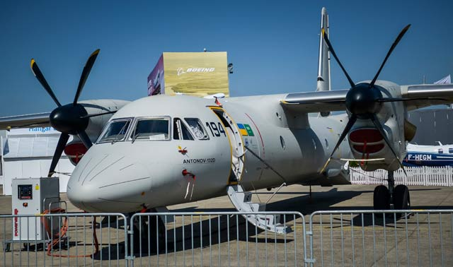 Antonov 132D