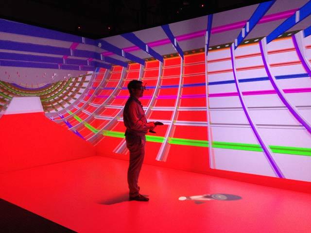Dassault virtual reality