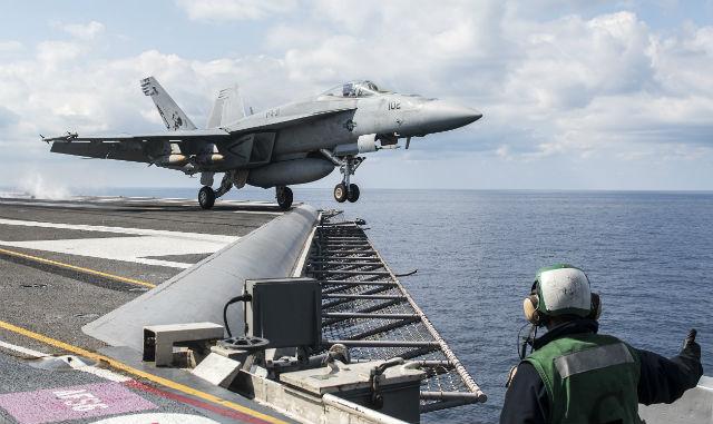 F/A-18E - US Navy