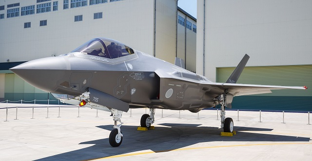 Japan F-35