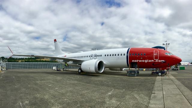 Norwegian 737 Max 640