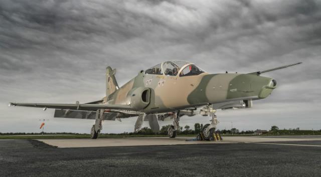 Oman Hawk 166 - BAE Systems