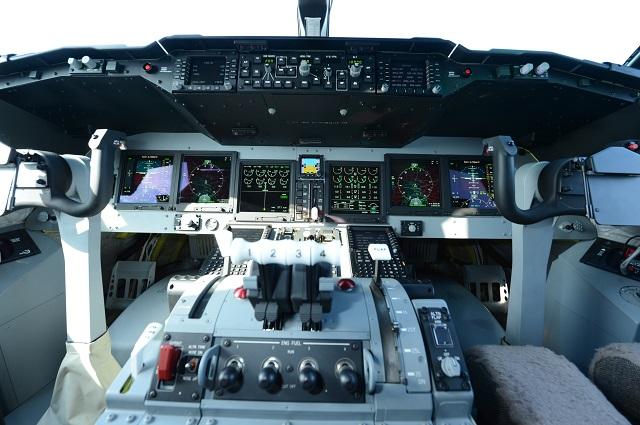 p-1 cockpit