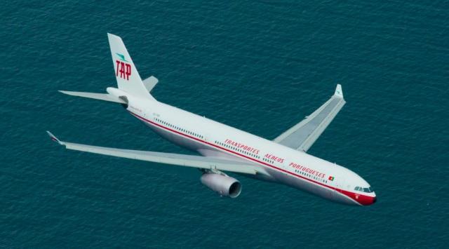 TAP A330-300 retro
