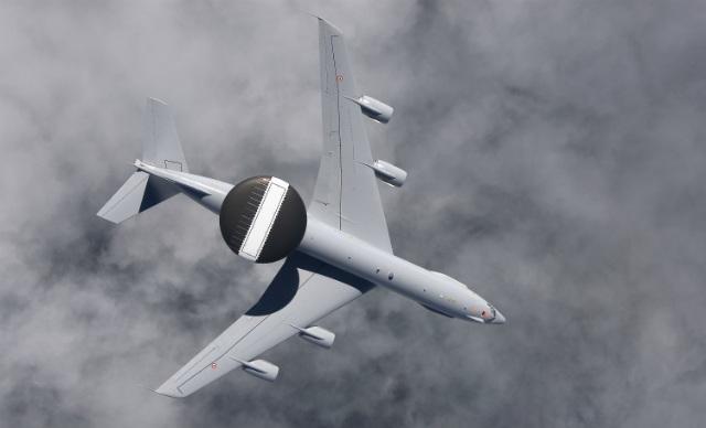 E-3F - Boeing