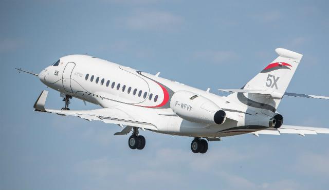 Falcon 5X - Dassault