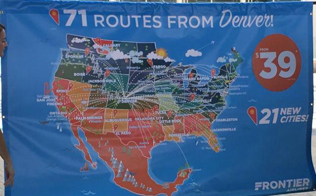 Frontier DEN map