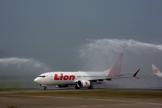 Lion Air first 737 Max 8