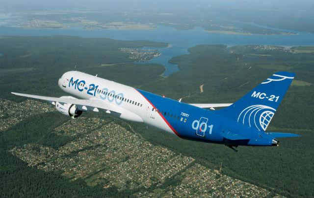 MC-21 - Irkut