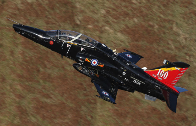 RAF Hawk T2 - RMV/REX/Shutterstock