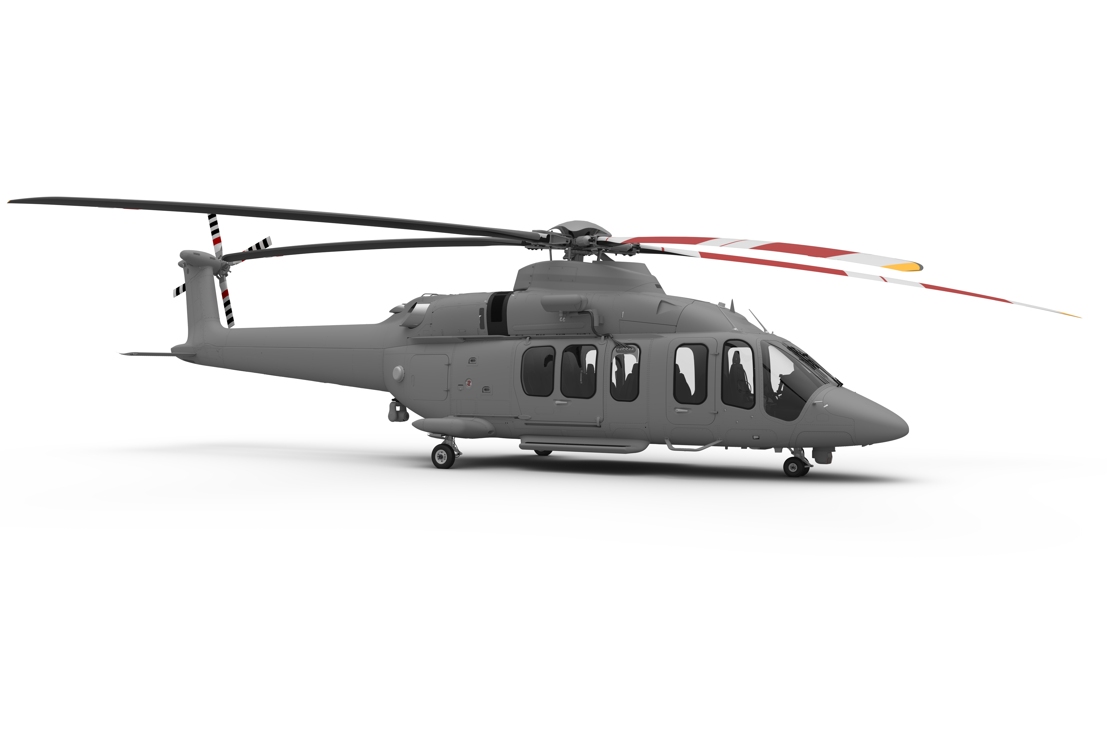 Bell 525 military SAR