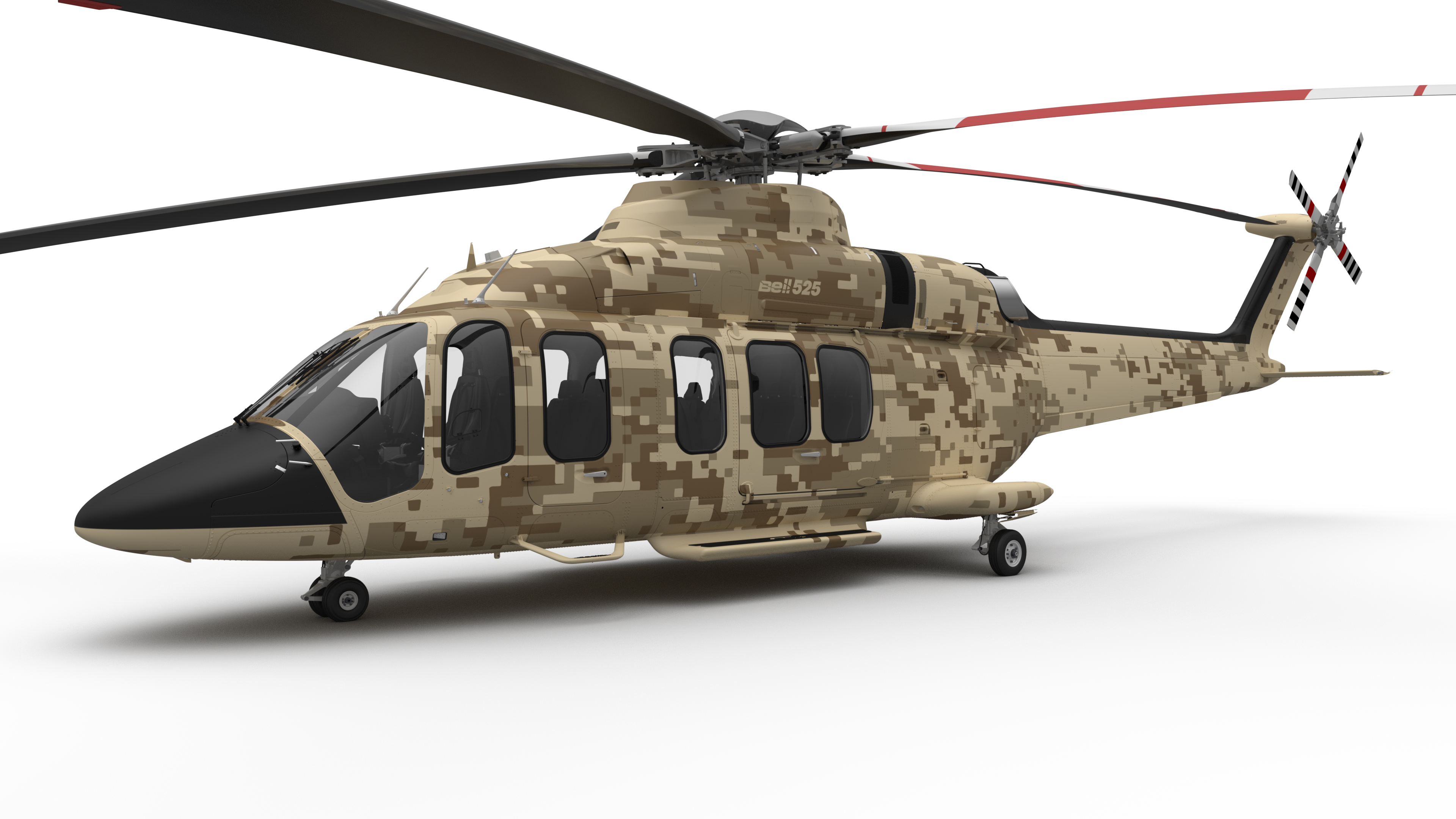 Bell 525 military