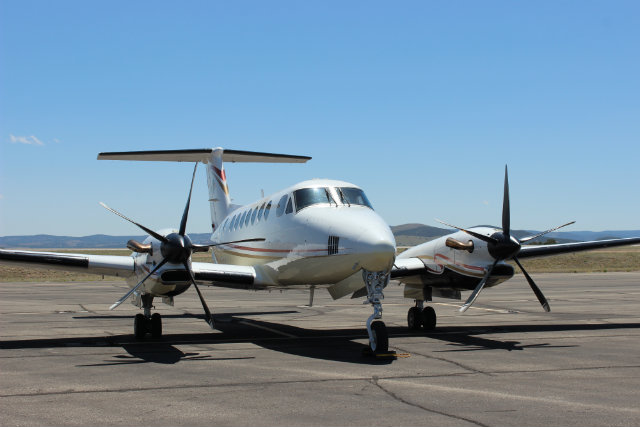 Blackhawk King Air 350