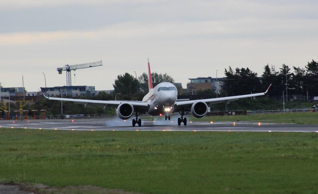 CS LCY Bombardier