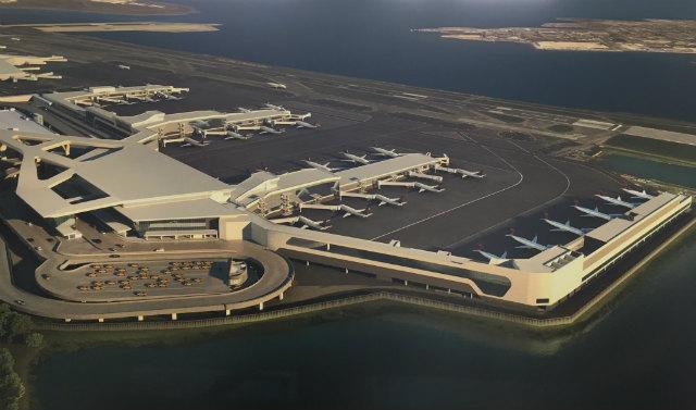 Delta LGA terminal 640