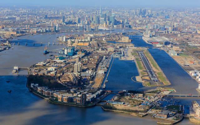 London City - High Level/REX/Shutterstock