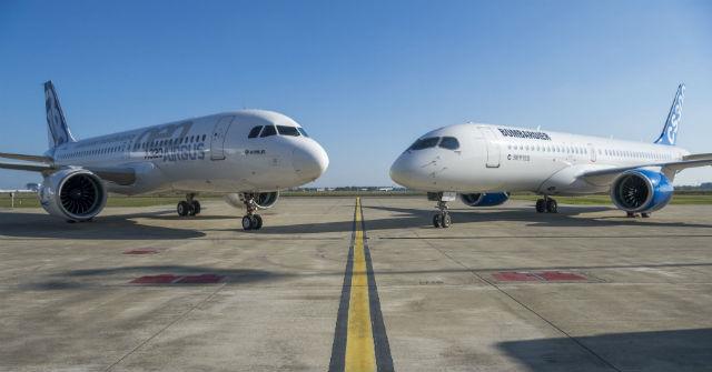 A320neo CS300 - Airbus