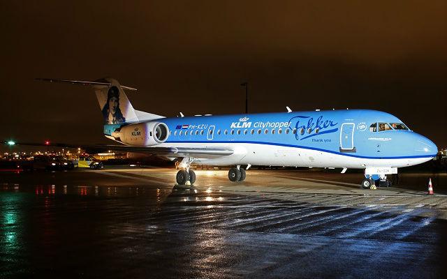 KLM Fokker 1