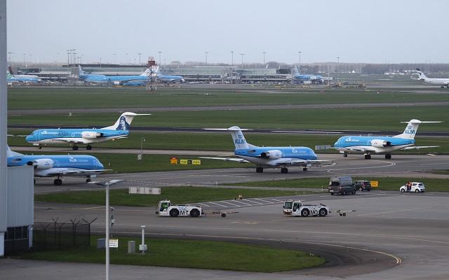 KLM Fokker 3