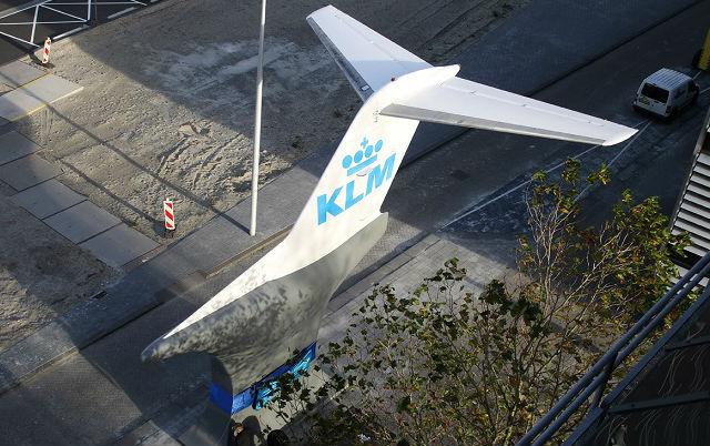 KLM Fokker 4