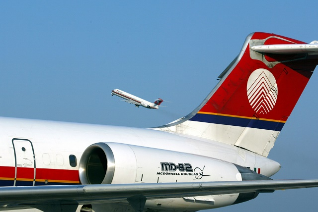 Meridiana MD-80