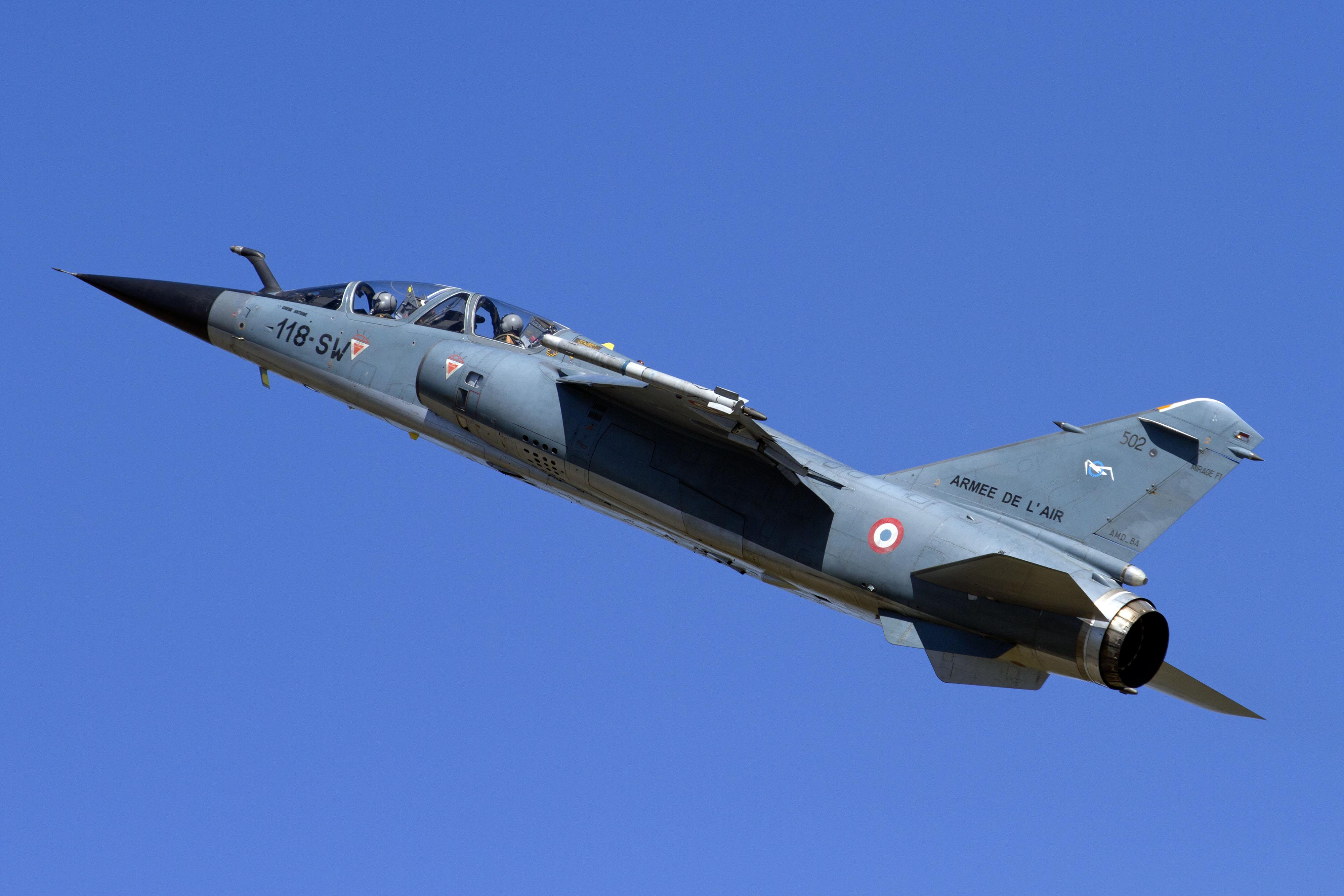 Mirage F1 France