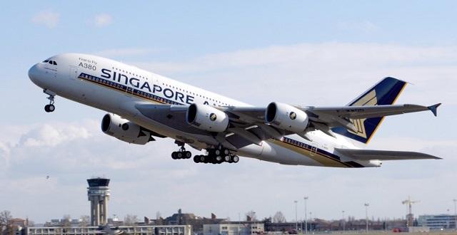 A380 SIA Airbus