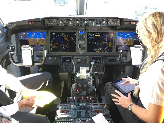 AA Max cockpit