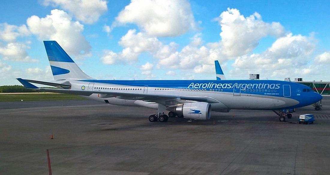 Aerolineas A330-200