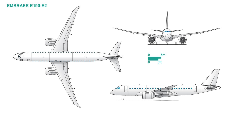 E190-E2 tech
