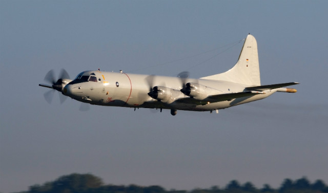 German P-3C Orion - AirTeamImages