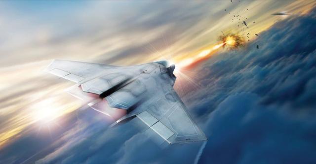 High energy laser weapon - Lockheed Martin